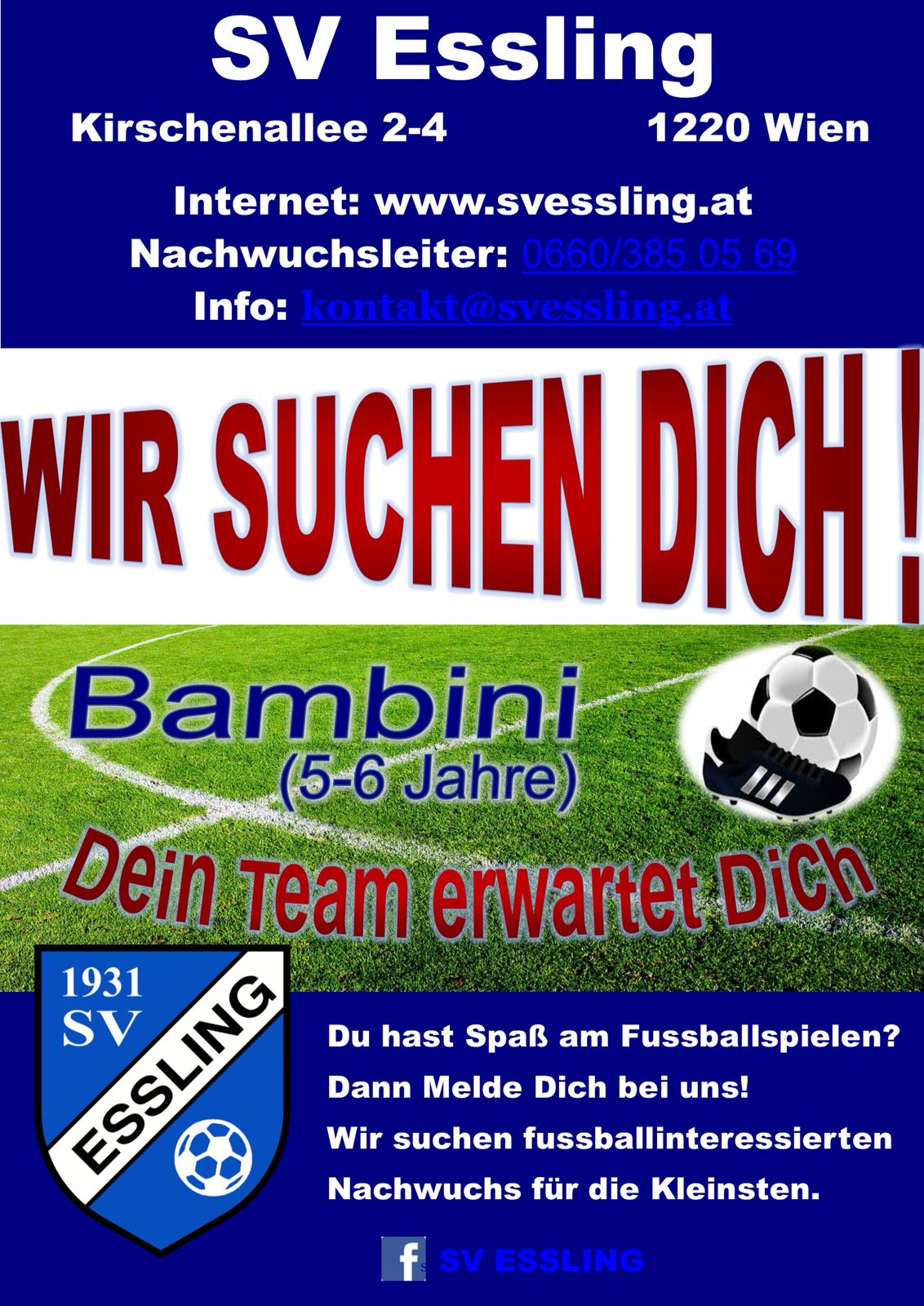 Bambini's gesucht